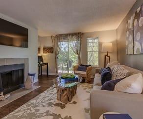 Fireplace, Cedar Crest