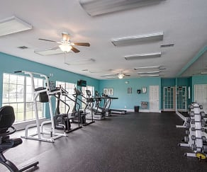 Fitness Weight Room, Pelican Pointe