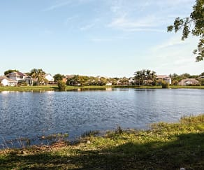 Lake, Valencia at Doral