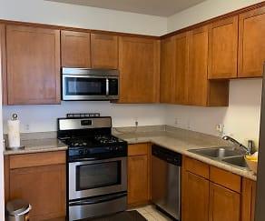 Kitchen, 6938 Laurel Cyn Blvd., #307