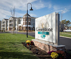 Community Signage, Cornerstone at Barnegat