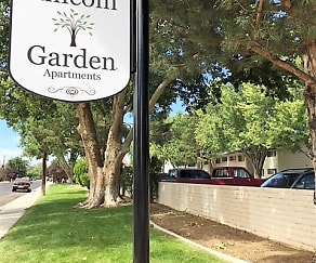 Community Signage, Lincoln Garden
