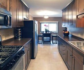 Kitchen, Cedars of Edina