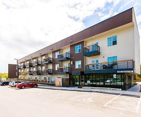 Building, Thornton Flats