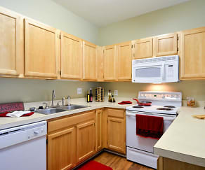 Kitchen, Mill Pond Village