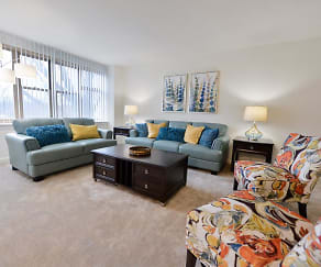 Living Room, Parkview at Collingswood