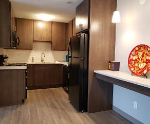 Kitchen, Ballantrae Apartments