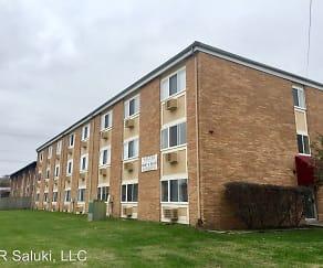 Building, 405 E College