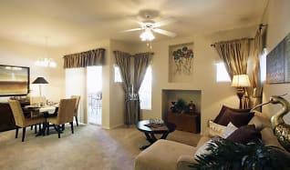 Living Room, Ventana Luxury Apartments