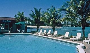 Pool, Lake Villa Apartments