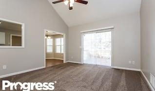 Living Room, 203 Hickory Ln