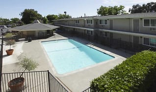 Pool, Dover Park Apartments