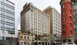 Building, The Osborn/Huron Square