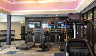 Fitness Weight Room, Lux