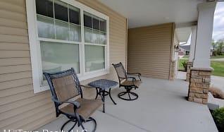 Patio / Deck, 3414 Meadow Circle E