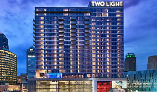 Two Light at Dusk, Two Light Luxury Apartments