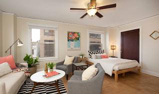 Living Room, Malloy Apartments