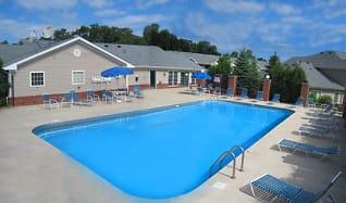 Pool, Teal Run Apartments