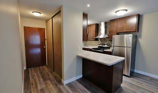 Kitchen, Riverside Flats