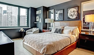 Bedroom, Cityfront Place