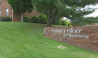 Community Signage, Andrea Court South