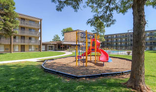 Playground, Mosaic Apartments