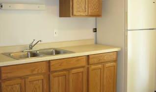 Kitchen, Crestline Villa Apartments