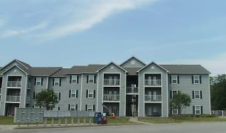 Northpark Apartments, Shoal Creek Estates, MO