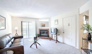 Living Room, Mission Viejo Villas