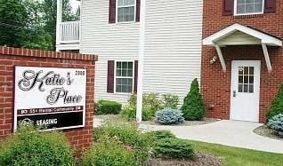 Community Signage, Katie's Place