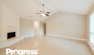 Living Room, 7214 Natchez Drive
