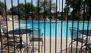 Pool, 10919 Crown Park Ln.
