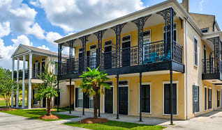Building, The Garden District - Per Bed Lease