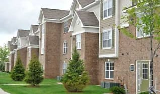 Building, Towne Lakes Apartments