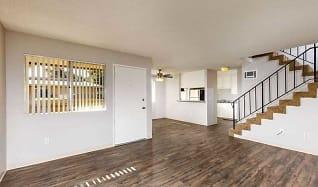 3 Bedroom Living Room, Angelina Terrace