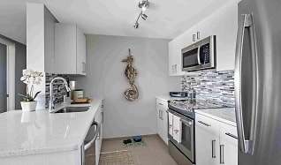 Kitchen, Park Lane Seaport