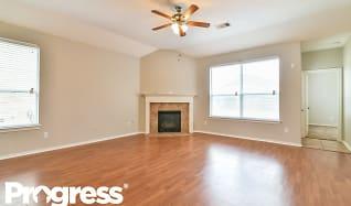 Living Room, 8715 Elm Drake Lane
