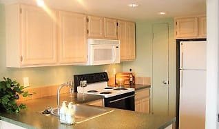 Kitchen, Summit Chase Townhomes & Apartment Homes