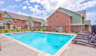 Pool, Cross Timber Apartment Homes