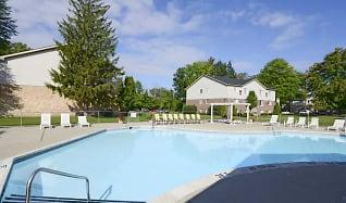 Pool, Canterbury Woods