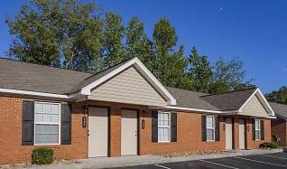 Building, Home Place Apartments