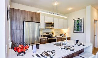 Kitchen, 1177@Greystone Luxury Apartments