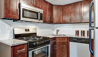 Kitchen, Village of Pennbrook Apartments