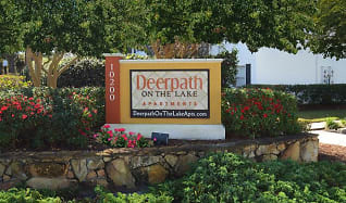 Community Signage, Deerpath On The Lake