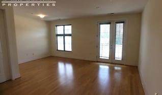 Living Room, 1101 W. 1st St., Unit 210