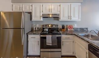 Kitchen, LaCroix Court Apartments