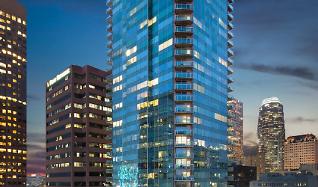 Watermarke Tower, Chinatown, Los Angeles, CA