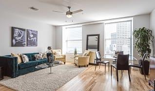 Living Room, The Strand