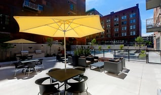 Recreation Area, Mulberry Lofts