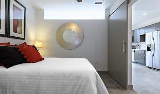 Bedroom, 1010 on the Rhine